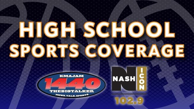 Listen to High School Basketball on 1029 NASH Icon!