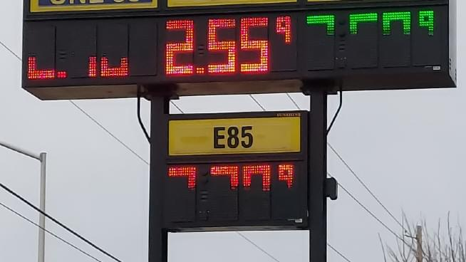 Is A Gallon Of Gas Going To Cost $3.00 Soon?