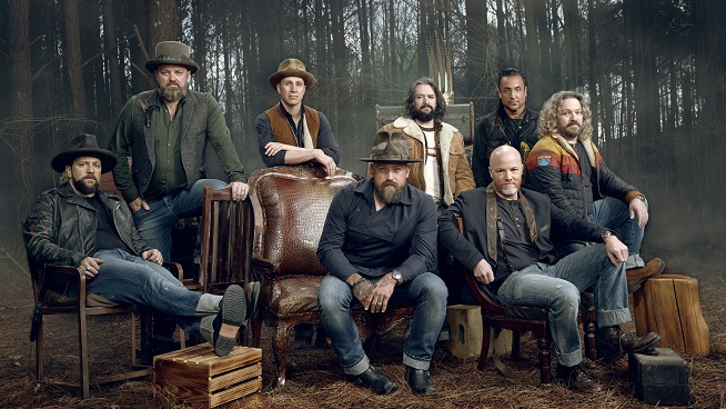 Zac Brown Band Will Perform Their First Ever Livestream on May 8