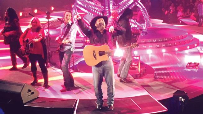 Attention All Friends In Low Places… Win Tickets at Goodcents On Tuesday To See Garth Brooks in KC!
