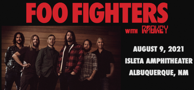 Foo Fighters Tickets Contest – Official Rules