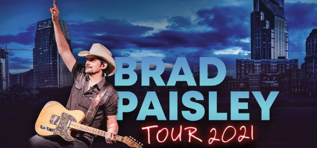 Brad Paisley Tickets Contest – Official Rules