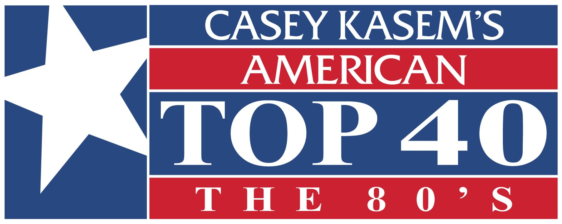 Casey Kasem's American Top 40: The 80's