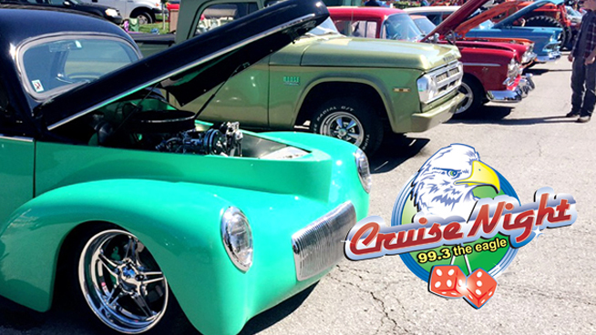 Eagle Cruise Night Car Show is This Saturday