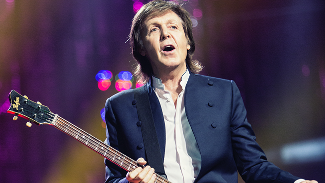 Paul McCartney Announces First Ever Kansas Show in Wichita