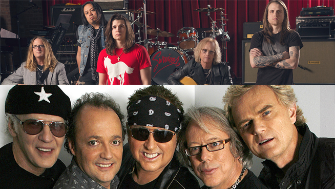 Win Tickets To See Loverboy And Survivor at The Kansas State Fair