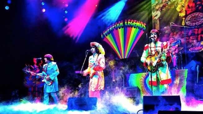 """Liverpool Legends Bring The Fab Four To Life at TPAC With Their """"Complete Beatles Experience"""" – Win Tickets"""