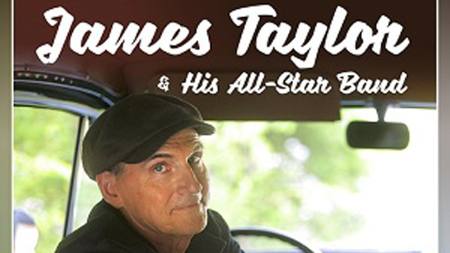 James Taylor is Coming to Sprint Center!