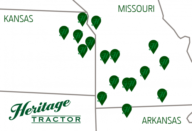 Heritage Tractor is Expanding!