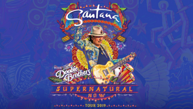 Santana Brings Supernatural Now Tour to KC