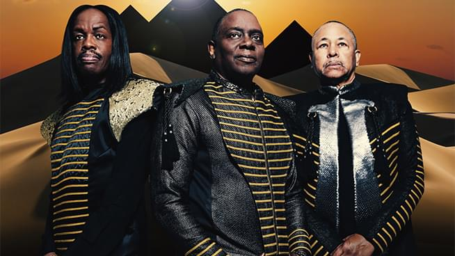 Go To Boogie Wonderland With Earth, Wind, And Fire