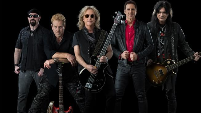 Night Ranger Is Coming to Prairie Band Casino