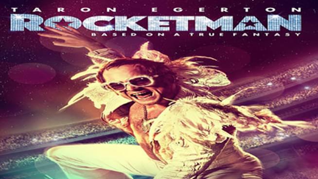 "Win Tickets To See ""Rocketman"""