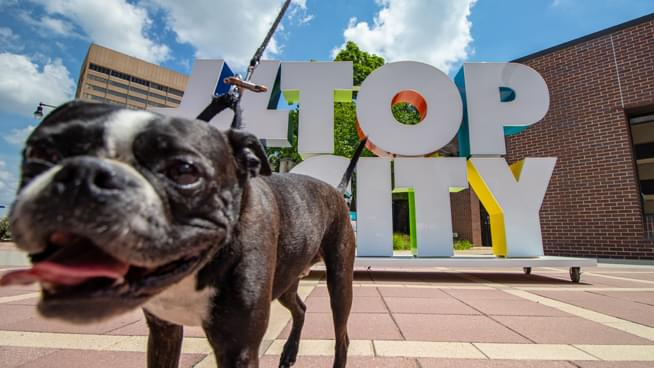 Topeka Receives Pet-Friendly Certification