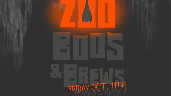 Zoo Boo's and Brews Giveaway