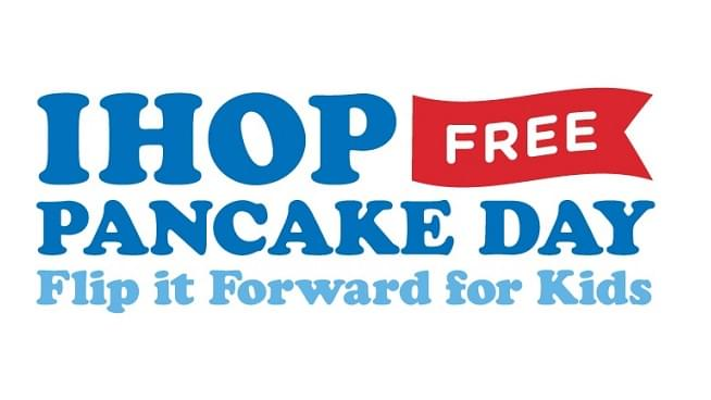 IHOP Flip It Forward For Kids Is Set For February 25