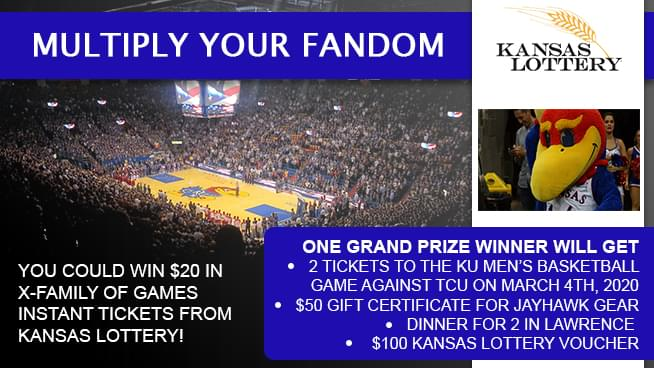 Multiply Your Fandom with the Kansas Lottery