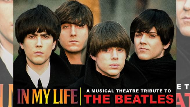 In My Life – A Musical Tribute to The Beatles (Postponed)