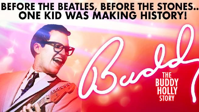 BUDDY: THE BUDDY HOLLY STORY NATIONAL TOUR 2020