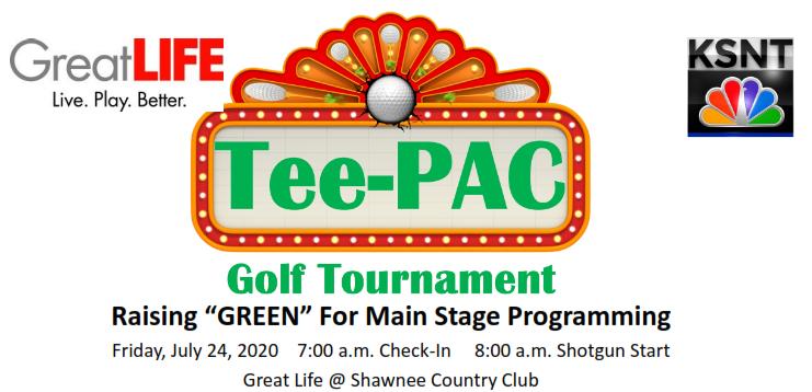 "Raising ""Green"" for TPAC"