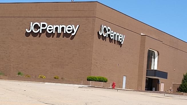 You Can Still Shop At The Topeka JCPenney For Now