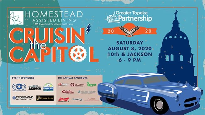 Homestead of Topeka's Cruisin' The Capitol