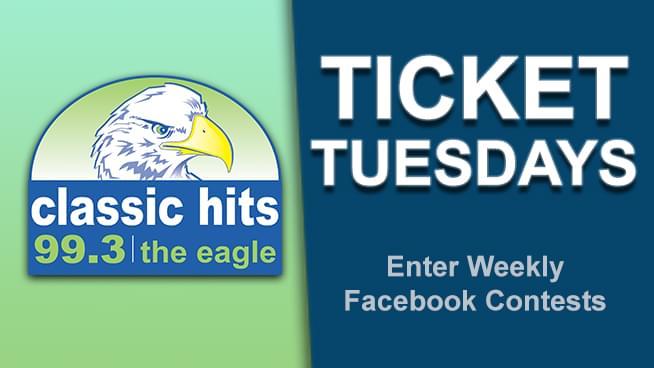 The Eagle's Ticket Tuesdays