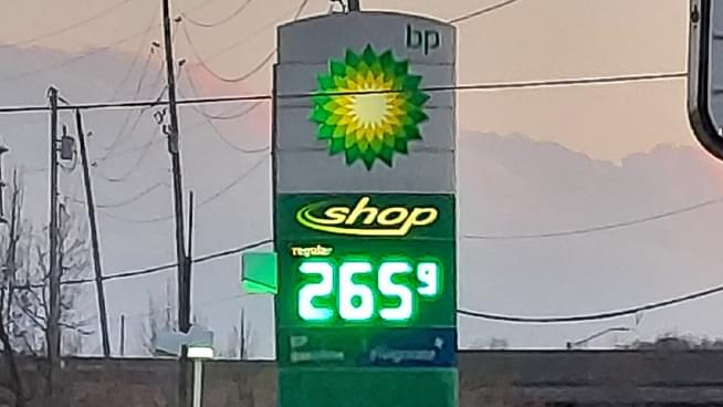 Gas Prices are on the Rise Again