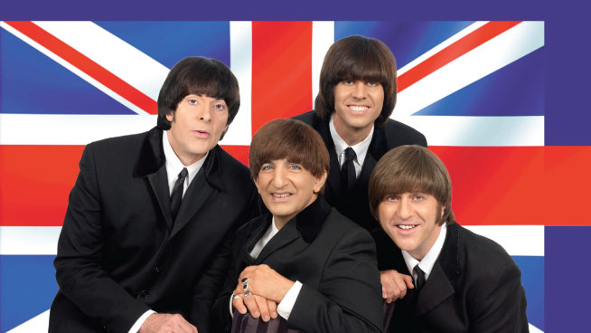 Liverpool Legends, A Beatles Tribute Band Will Be At TPAC