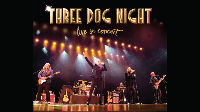 Three Dog Night Is Coming To TPAC!