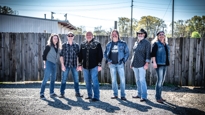 The Marshall Tucker Band is Coming to Prairie Band Casino