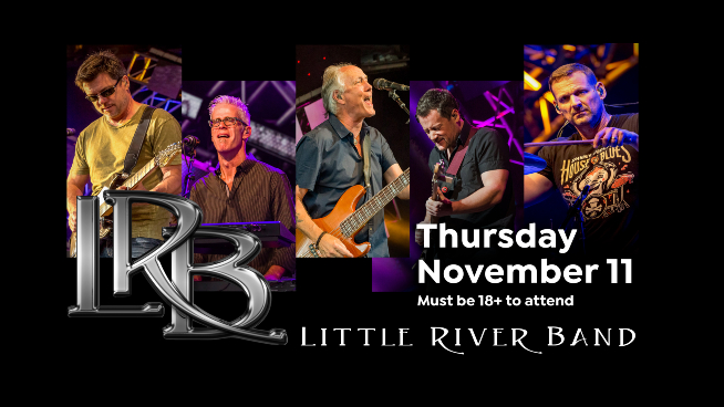 See Little River Band at Prairie Band Casino!