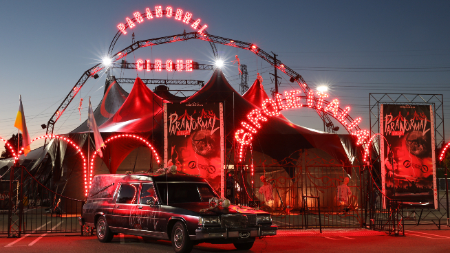 Win Tickets to Paranormal Cirque!
