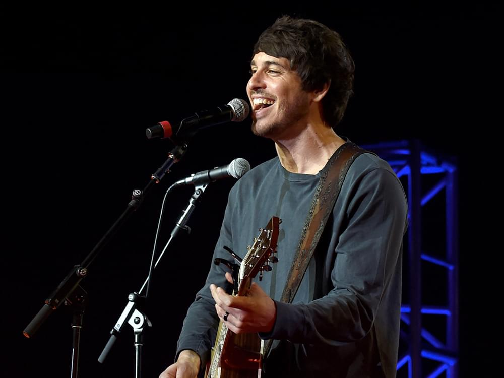 Morgan Evans Adds U.S. Dates to World Tour