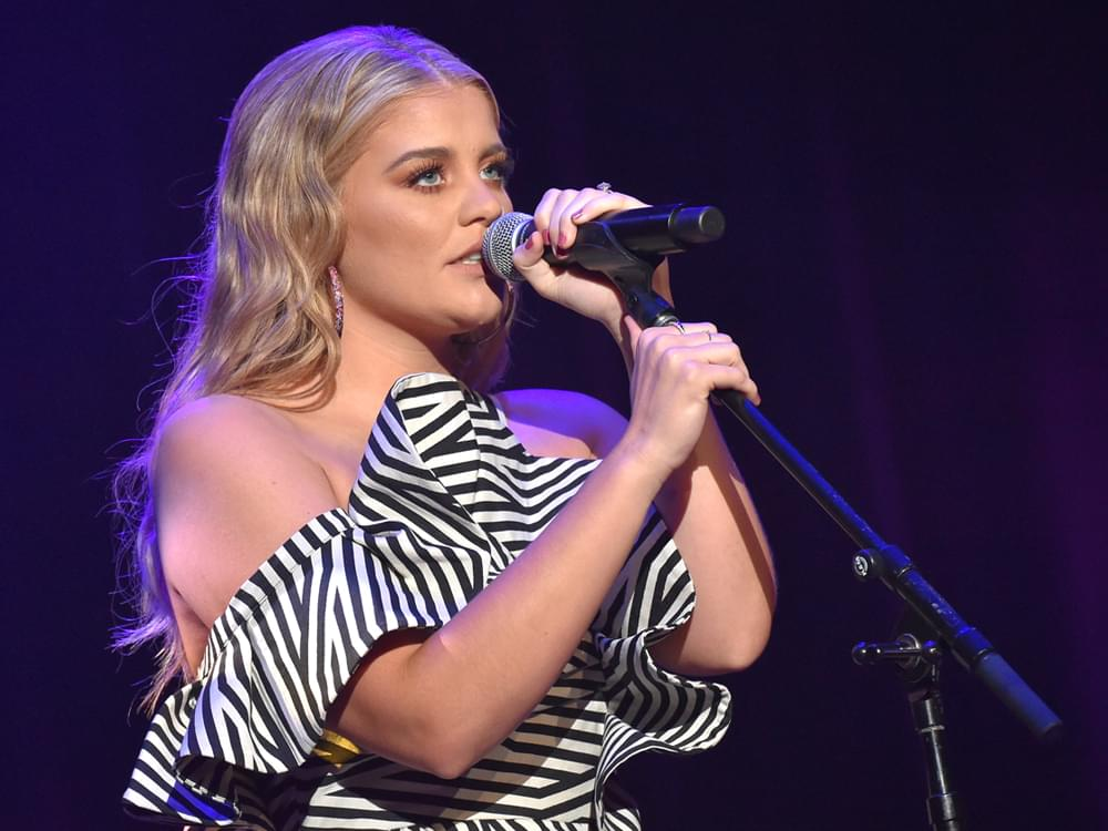 "Listen to Lauren Alaina's Pensive New Single, ""Getting Good"""