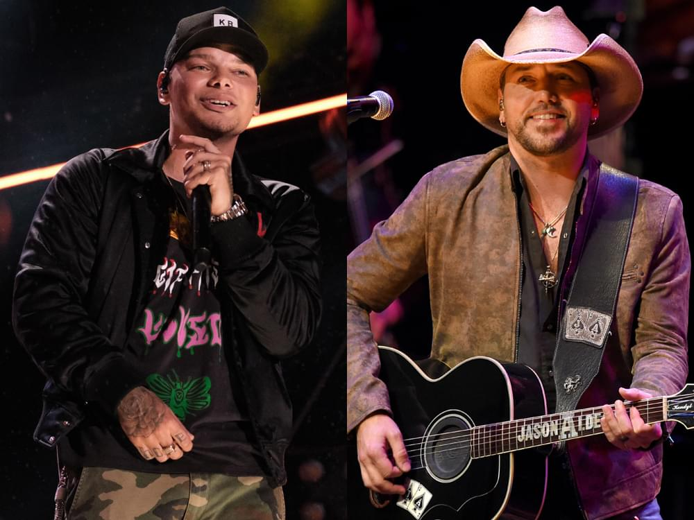Say What? Jason Aldean and His Family Are Living in Kane Brown's House Right Now