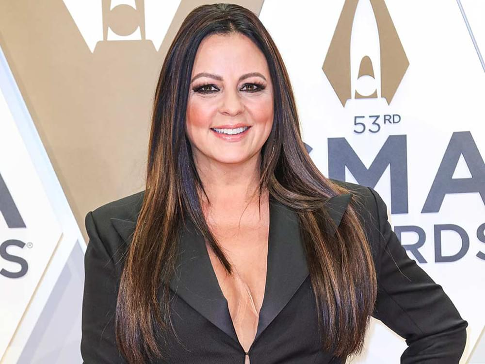 Sara Evans to Drop New Album and New Book in the Coming Months