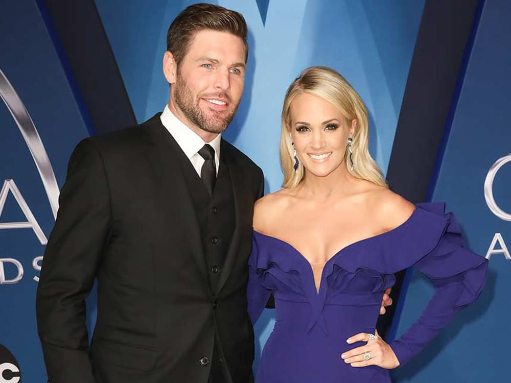 """Carrie Underwood & Mike Fisher Open Up About Faith, Marriage, Loss & More in 4-Part Short Film, """"God & Country"""" [Watch Trailer]"""