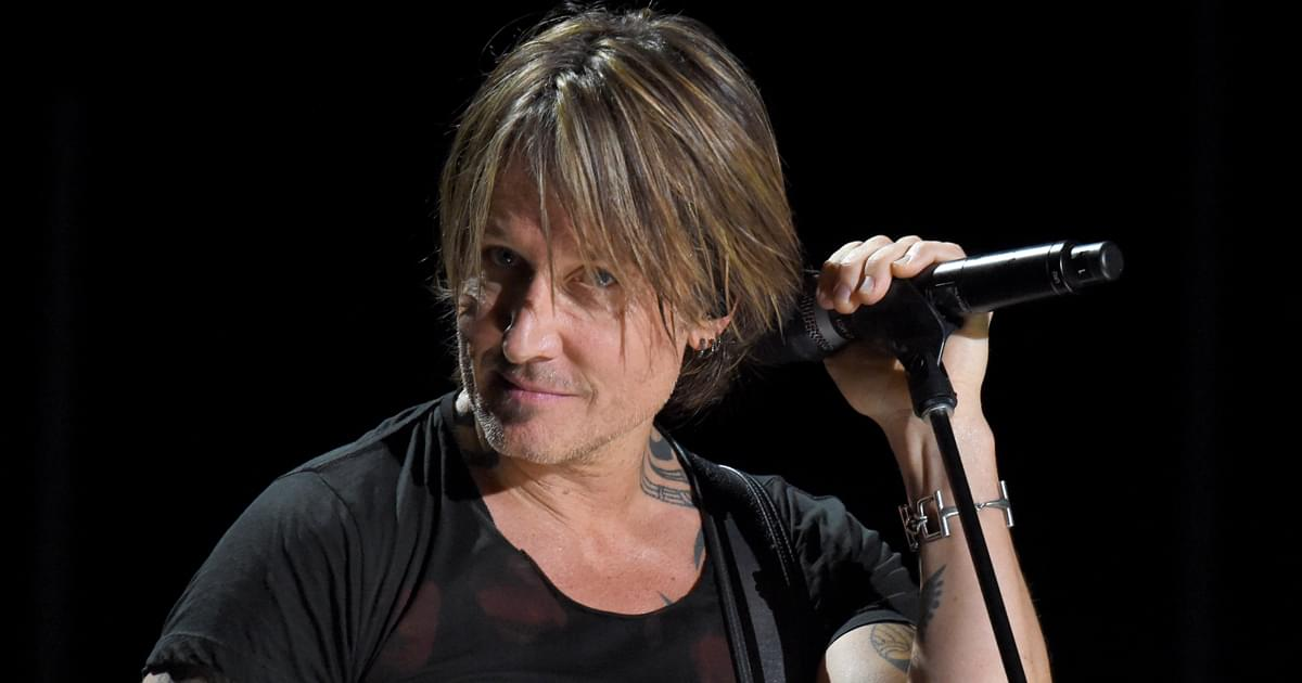"Keith Urban Shares Album Cover Art and Releases New Song, ""Change Your Mind"" [Listen]"