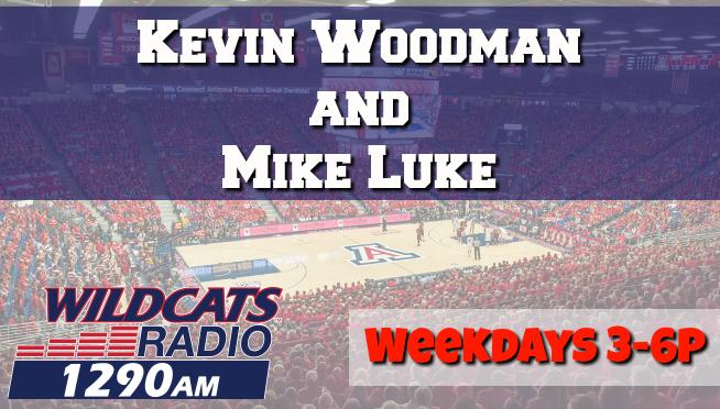 Kevin Woodman and Mike Luke