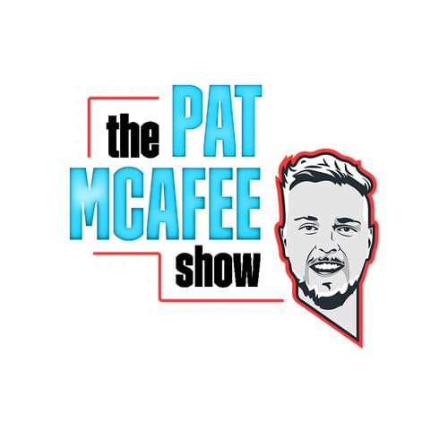 The Pat McAfee Show: M-F 7a-9a