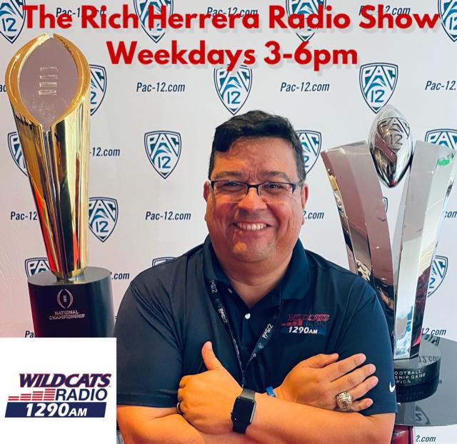 The Rich Herrera Show on Wildcats Radio 1290