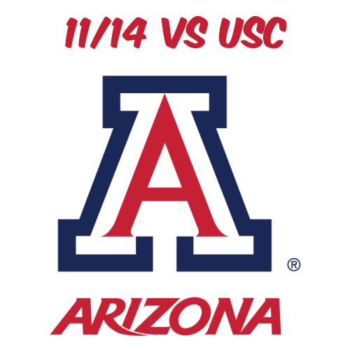 11/14: AZ Football vs USC
