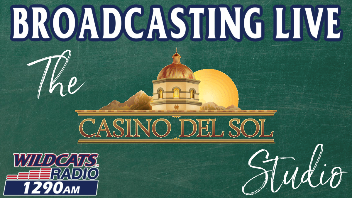 Broadcasting Live From The Casino Del Sol Studio