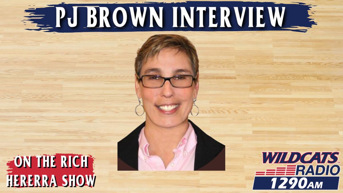 PJ Brown Interview 5/12