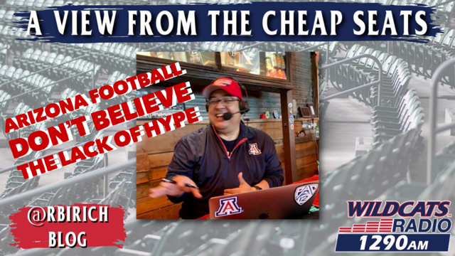 A View From The Cheap Seats – The Don't Believe The LACK Of Hype
