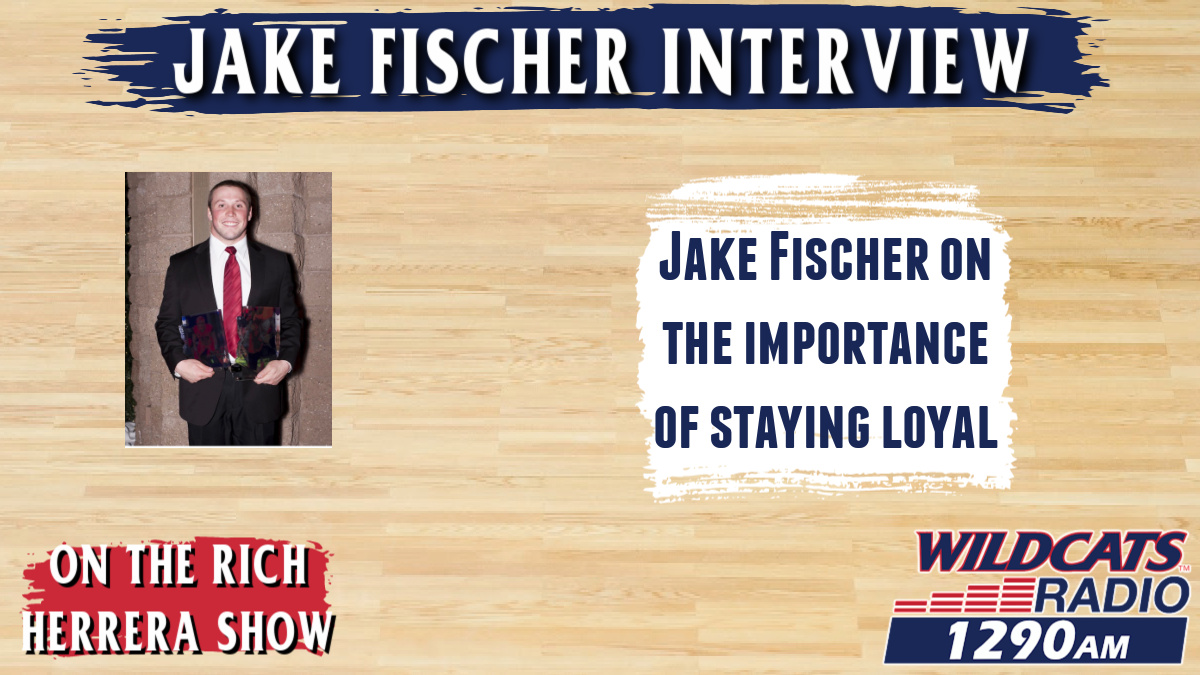 Jake Fischer Interview 9-22-21