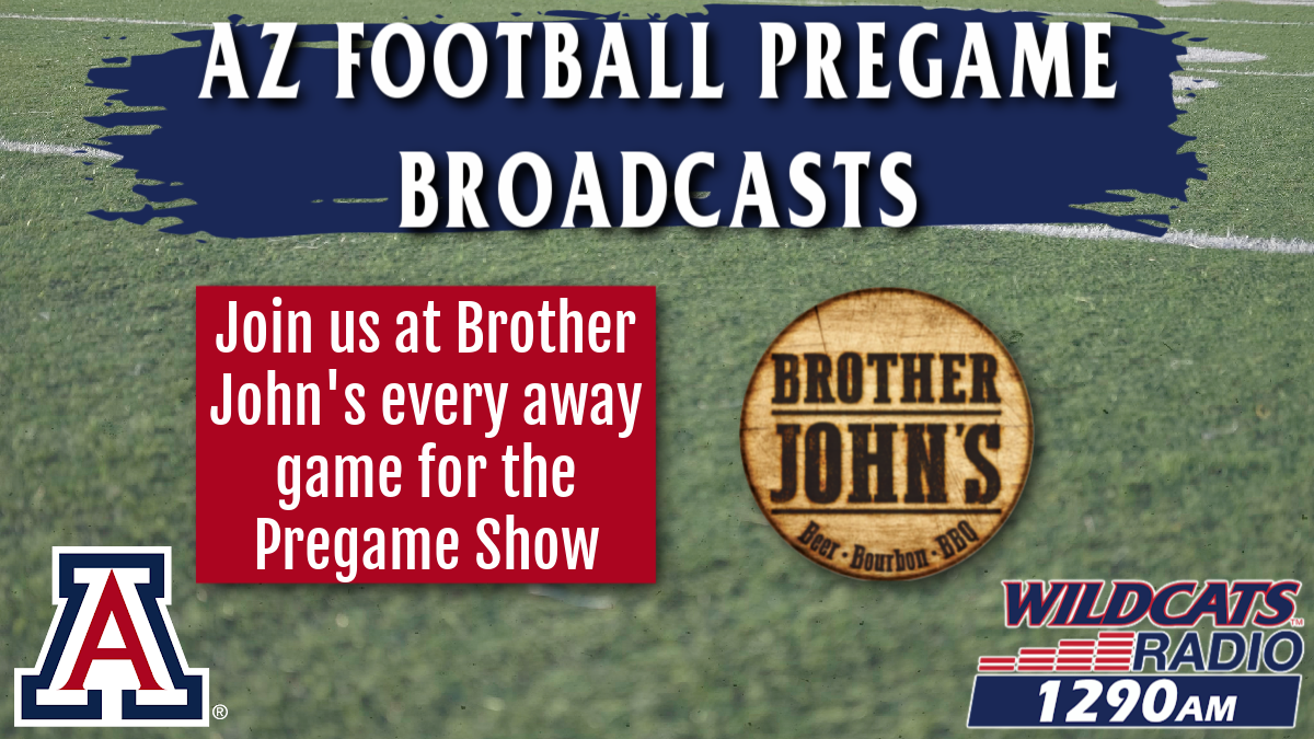 Pregame Show Broadcasts at Brother John's Beer Bourbon and BBQ!