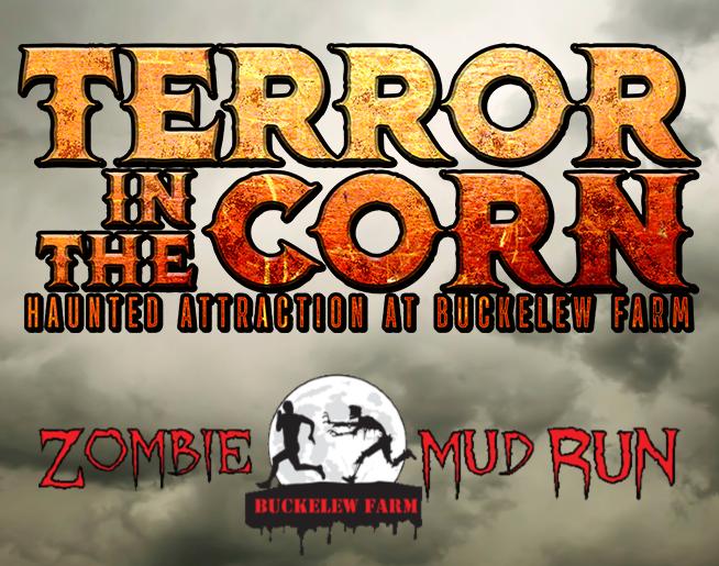 Terror in the Corn + Zombie Run