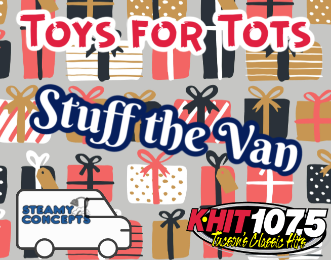 Toys for Tots with Steamy Concepts